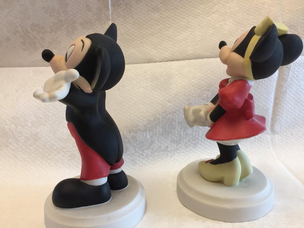Walt Disney figures