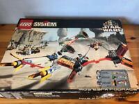 Lego Star Wars 7171 Mos Espa Podrace, Complete