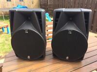 Db 915 active opera speakers - dj disco 900w