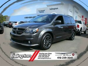 2016 Dodge Grand Caravan R/T - FWD, 3.6L V6 *FULLY LOADED*