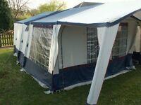 Conway Canterbury DL Trailer Tent