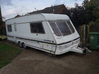 Swift conqueror 640 Salon Caravan, Twin Axle