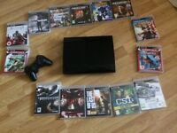 PS3 (Sony PlayStation 3) +14 GAMES