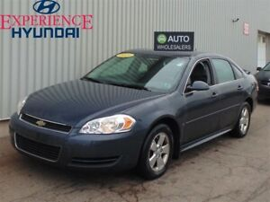 2009 Chevrolet Impala LS THIS WHOLESALE CAR WILL BE SOLD AS-TRAD