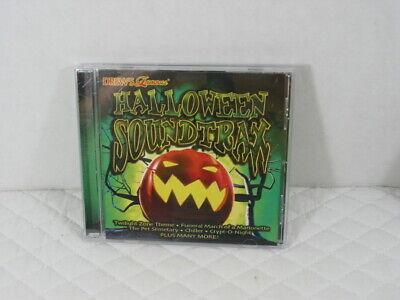 Drew's Famous Halloween Soundtrax