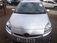 Toyota Prius 1.8 Hybrid T3 Hatchback 5dr Electric Hybrid CVT 134 bhp,Leather, High Spec, Mot