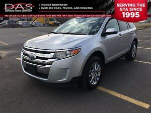 2011 Ford Edge SEL LEATHER/PANORAMIC SUNROOF
