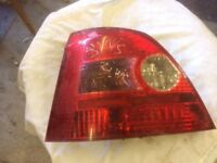 Honda Civic Kush 1.6 5RD 2003 N/S Left Passenger Side Rear Light