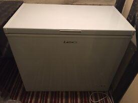 Lec CF200LW Chest Freezer - White