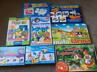 Polish games /board games for young children