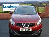 Nissan Qashqai DCI ACENTA PLUS 2 (red) 2013-10-21