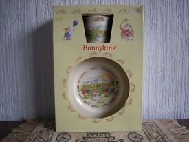"""BYNNYKINS"" ROYAL DOULTON 60th ANNIVERSARY (1988)"