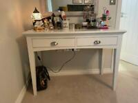 Dressing Table and 2 * 3 Chest Drawers - Virtually New