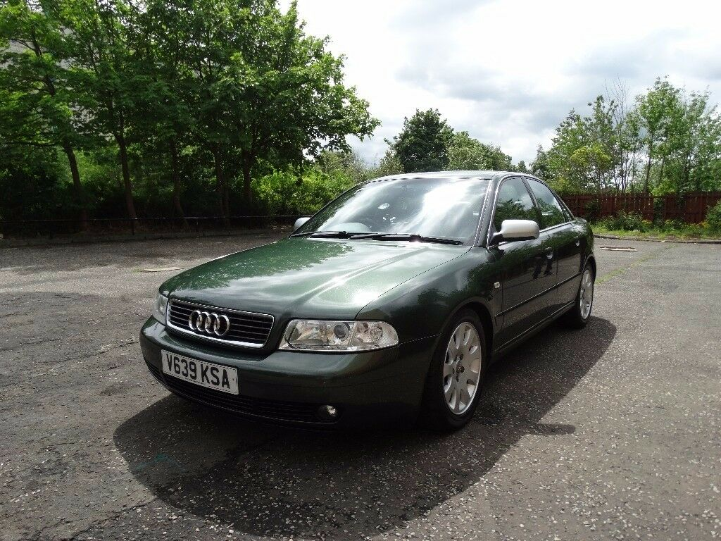 audi a4 b5 2 4 v6 in wester hailes edinburgh gumtree. Black Bedroom Furniture Sets. Home Design Ideas