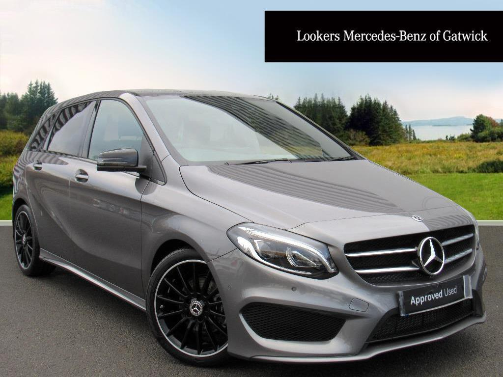mercedes benz b class b 180 d amg line premium grey 2017 10 31 in crawley west sussex gumtree. Black Bedroom Furniture Sets. Home Design Ideas