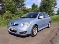 Toyota Corolla 1.4 16v *Ideal family car**Cheap to run**12 MONTHS MOT**3 Keys/Service History**