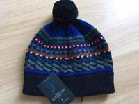 Paul Smith genuine men's hat bnwt rrp £95