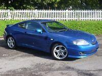 2006 (56) Hyundai Coupe 2.0 SE | 12 MONTHS MOT | FULL HISTORY | 2 KEYS |