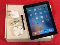 Apple iPad 4 128GB WiFi, Black, +WARRANTY, NO OFFERS