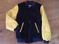 Vintage Slick Willie's Varsity Jacket