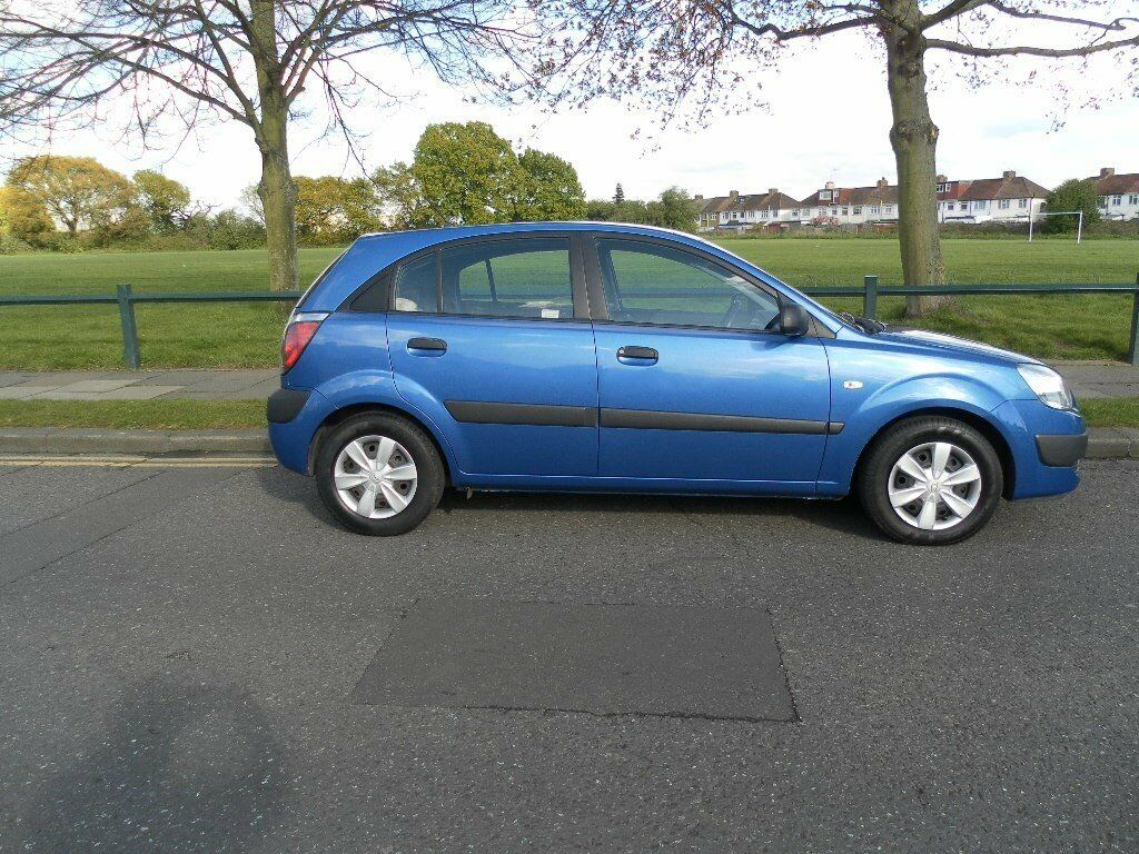 kia rio 1 5 diesel 2006 56 only 40k fsh from kia excellent condition drives beautifully no. Black Bedroom Furniture Sets. Home Design Ideas