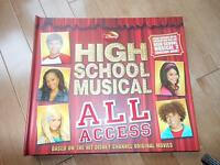 High School Musical all access.