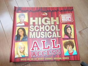 High School Musical all access-REDUCED TO $10