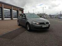 Volkswagen golf diesel 1.6 low tax