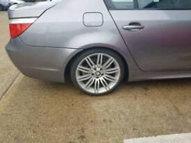 BMW Spider alloy.