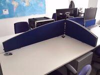 Desk Partitions for Sale