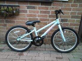 CHILDREN BIKE BRAND NEW 20 INCH WHEELS V-BRAKES EXCELLENT CONDITION £ 20 NO TEXTS PLEASE