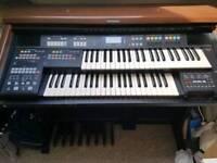 Technics EN4 organ