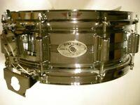 "Rogers Dynasonic Custom Built COB snare drum 14 x 5 1/2"" - USA - '70 - Vintage"