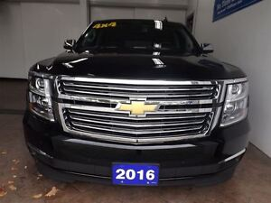 2016 Chevrolet Tahoe LTZ 4X4 LEATHER SUNROOF DVD 22'S Kitchener / Waterloo Kitchener Area image 10