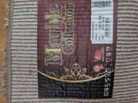 Beige Shag Rug / Carpet - 120x160 - excellent condition