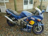 Kawasaki ZZR 600 1995 L plate BREAKING or running project