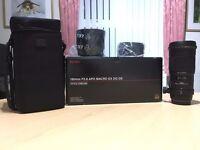 Sigma 180mm F2.8 APO MACRO EX DG OS for Canon