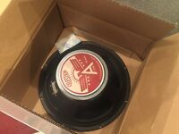 "CELESTION TYPE A 12"" SPEAKER; 50 watts 8 ohms; boxed"