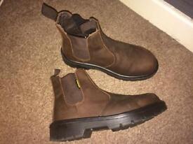 Amblers Steel Toe Cap Boots