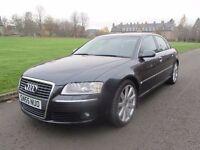 2005 55 Plate Audi A8 4.2 TDI Sport - S-Line - Finance Available - Warranty