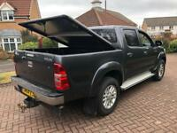 Toyota Hilux ICON invincible 2.5 D4D 64REG 2014 year double cab pick up 4wd sat nav 144bhp
