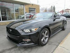2016 Ford Mustang *CUIR*V6 CONVERTIBLE