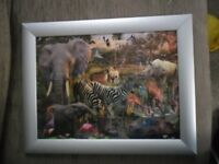 3D Animal Picture