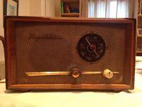 Regentone vintage radio