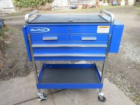 Bluepoint tool chest