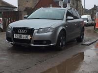 Audi a4 avant 2.0tdi £3800 ono