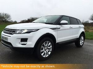 2014 Land Rover Range Rover Evoque Dynamic, Navi, Pano Roof