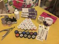 Genuine NSI Acrylic and Hard Gel Kit