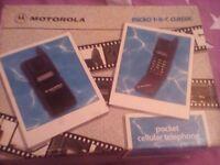 Motorala retro classic 1989