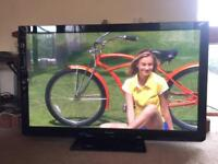 Panasonic 50 inch Full 1080p HD Plasma TV ★ With Stand and Remote ★ Excellent Condition ★